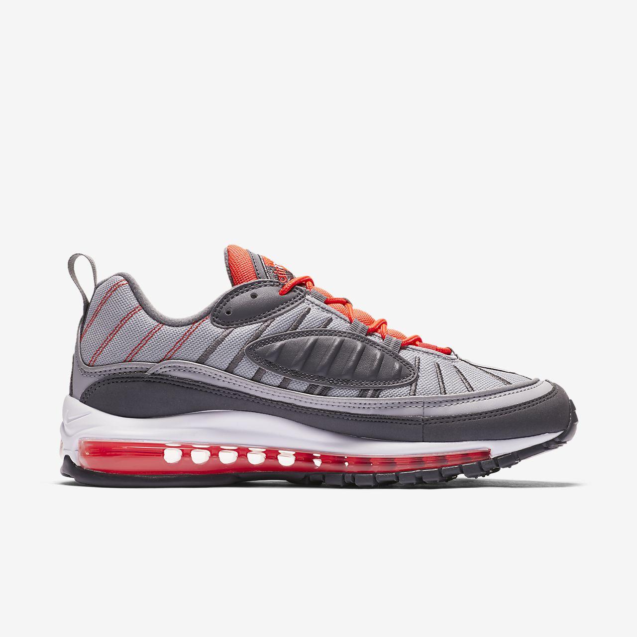 Nike Air Max 98 Chaussures De Sport - Rouge vAeM4W