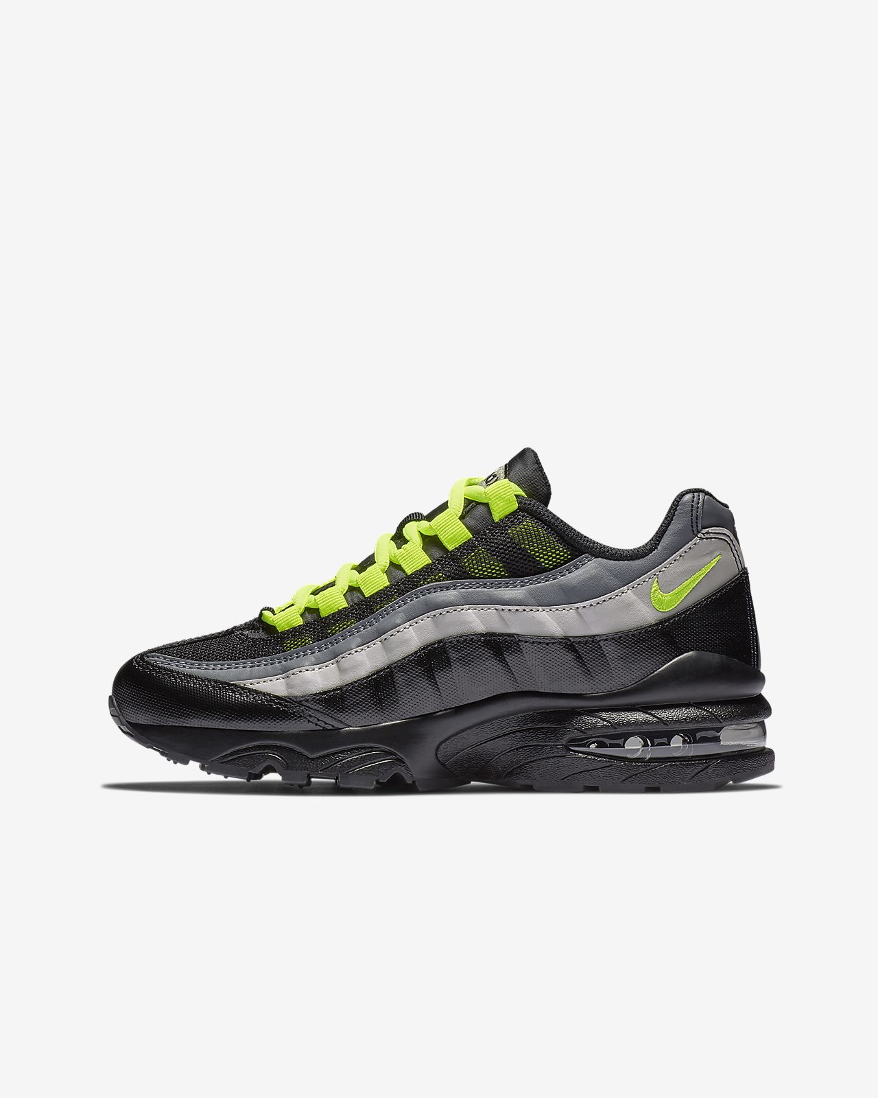 Air Max 95 : Plus d'options de personnalisation sur Nike iD