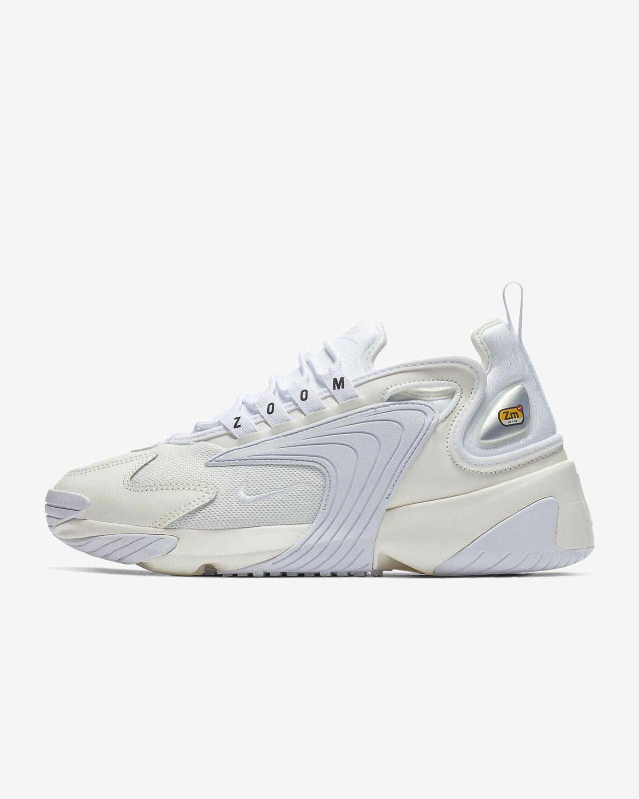 Nike Zoom 2K Sneakers WhiteBlack