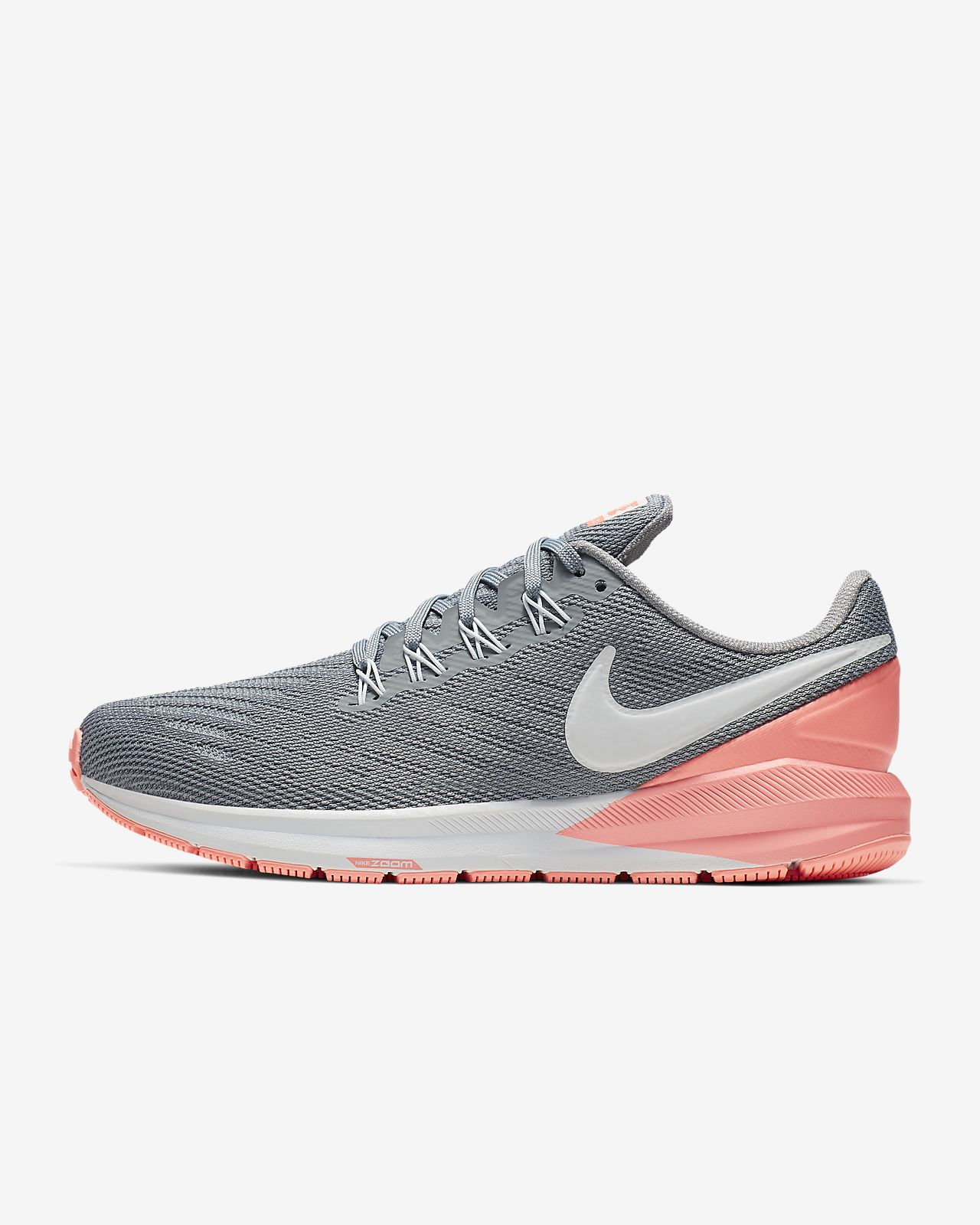 Nike Air Zoom Structure 22 løpesko til dame