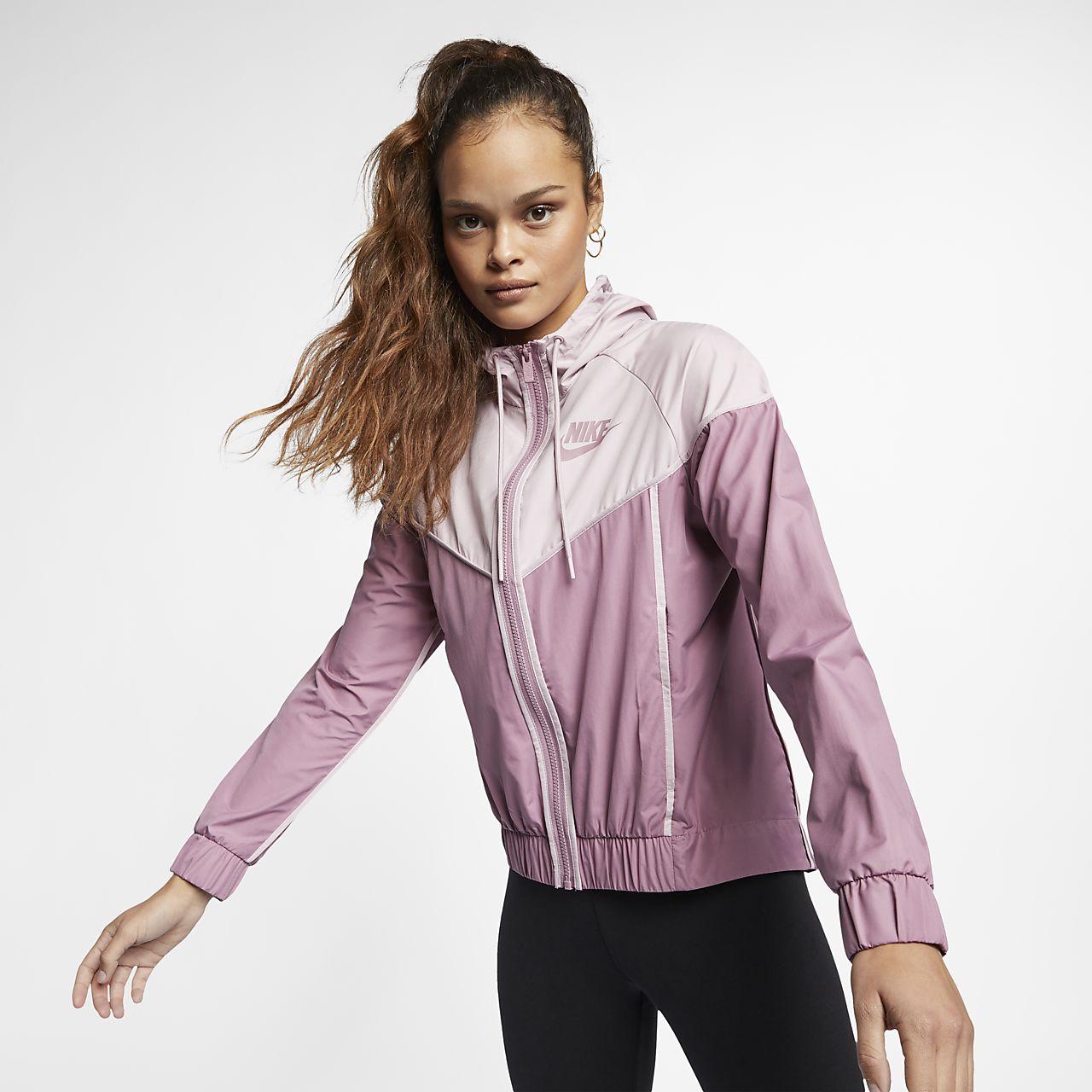 5cbf90761 Nike Sportswear Windrunner Women's Woven Windbreaker