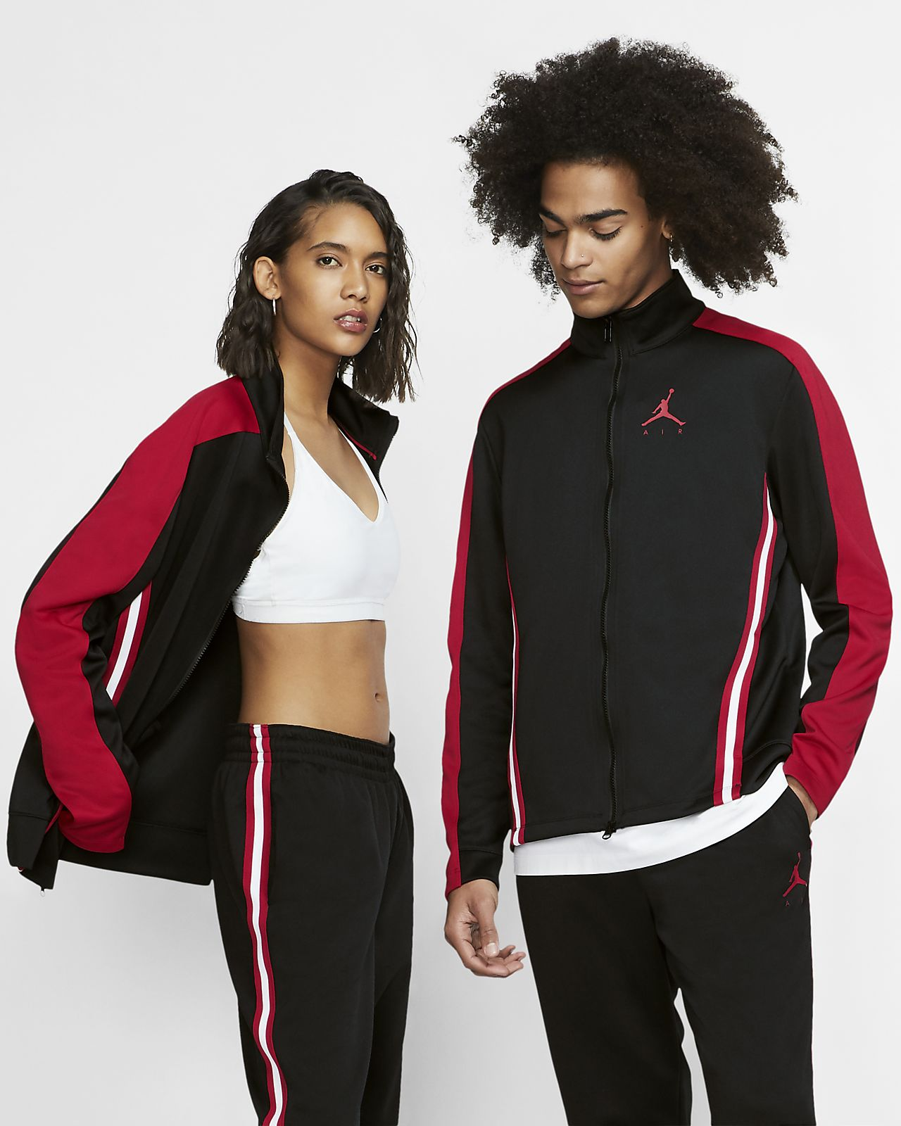 Jordan Jumpman Flight Suit Chaqueta de baloncesto