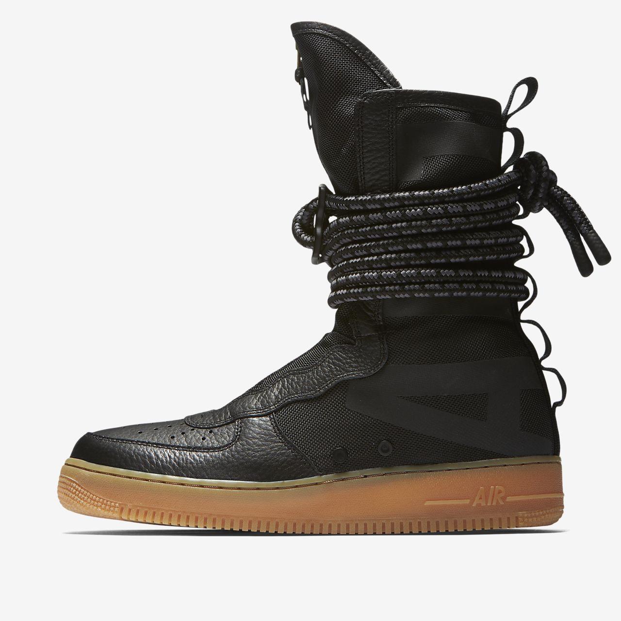 Nike SF Air Force 1 Hi boot sneakers pFoJpuk