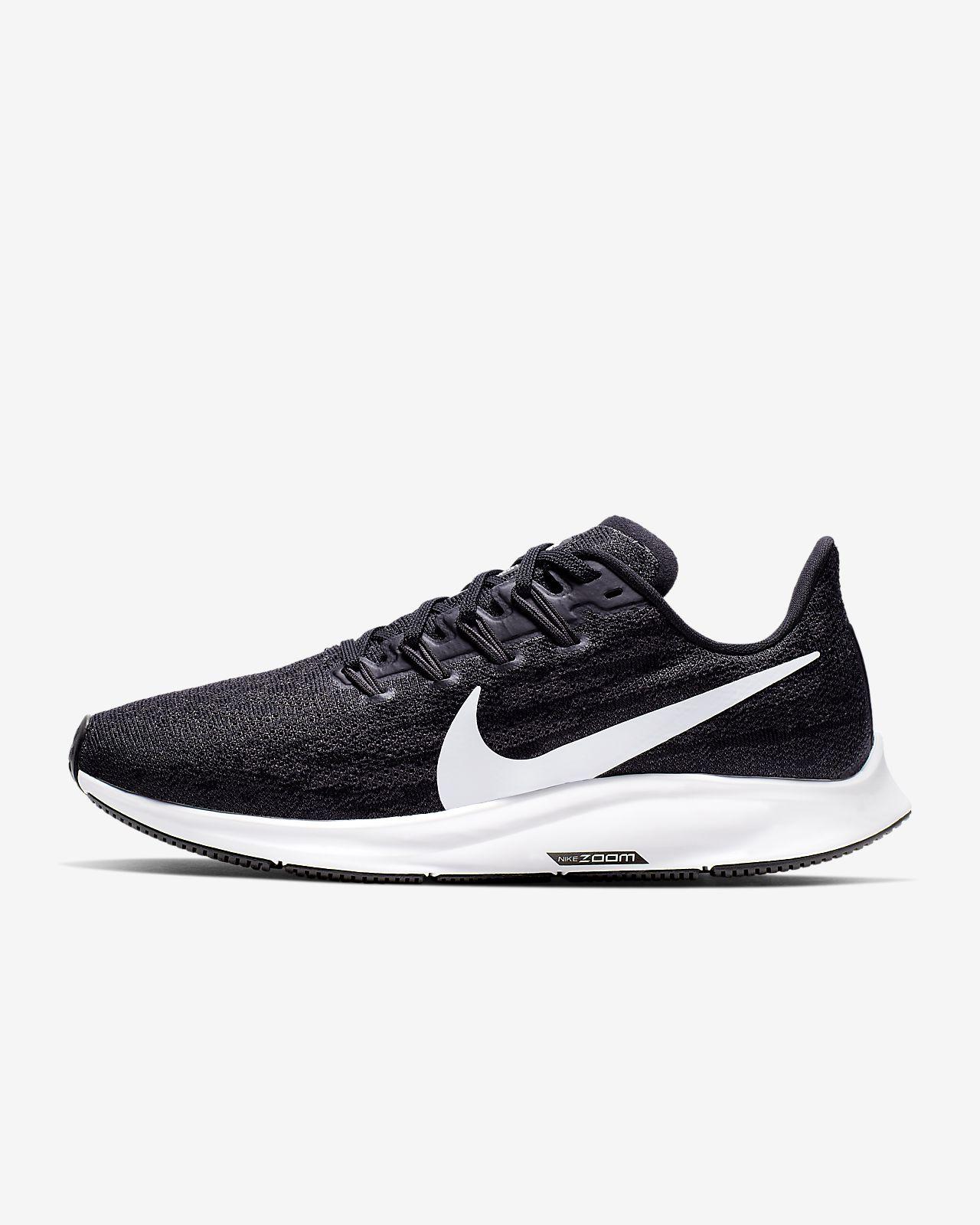 Calzado de running para mujer Nike Air Zoom Pegasus 36 (ancho)
