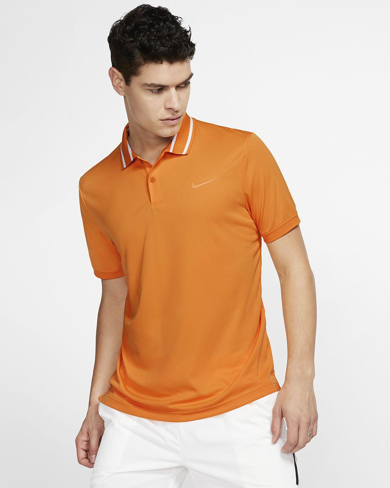 6d79e7169764ed NikeCourt Dri-FIT Tennis-Poloshirt für Herren. Nike.com BE