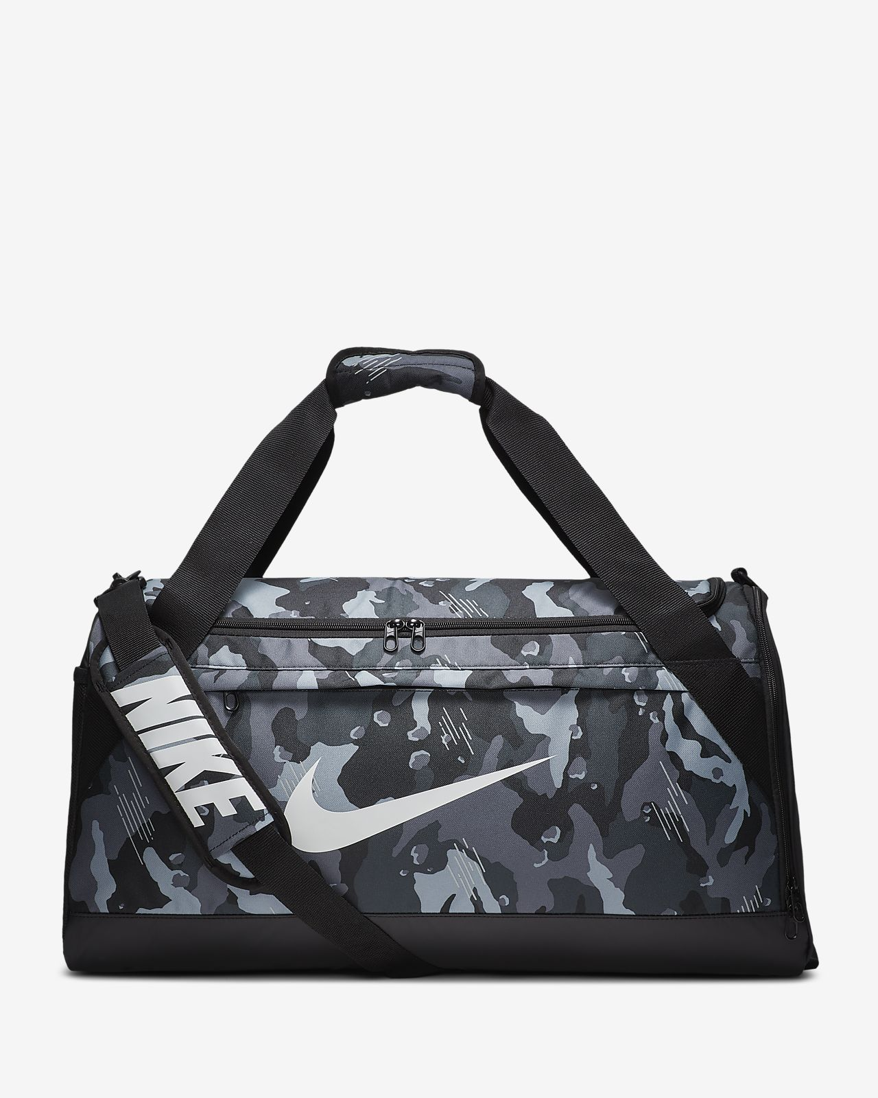 bd1f1f024992 Nike Brasilia Printed Training Duffel Bag (Medium). Nike.com
