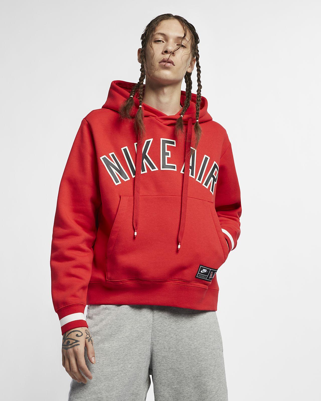 Nike Air 男子起绒套头连帽衫