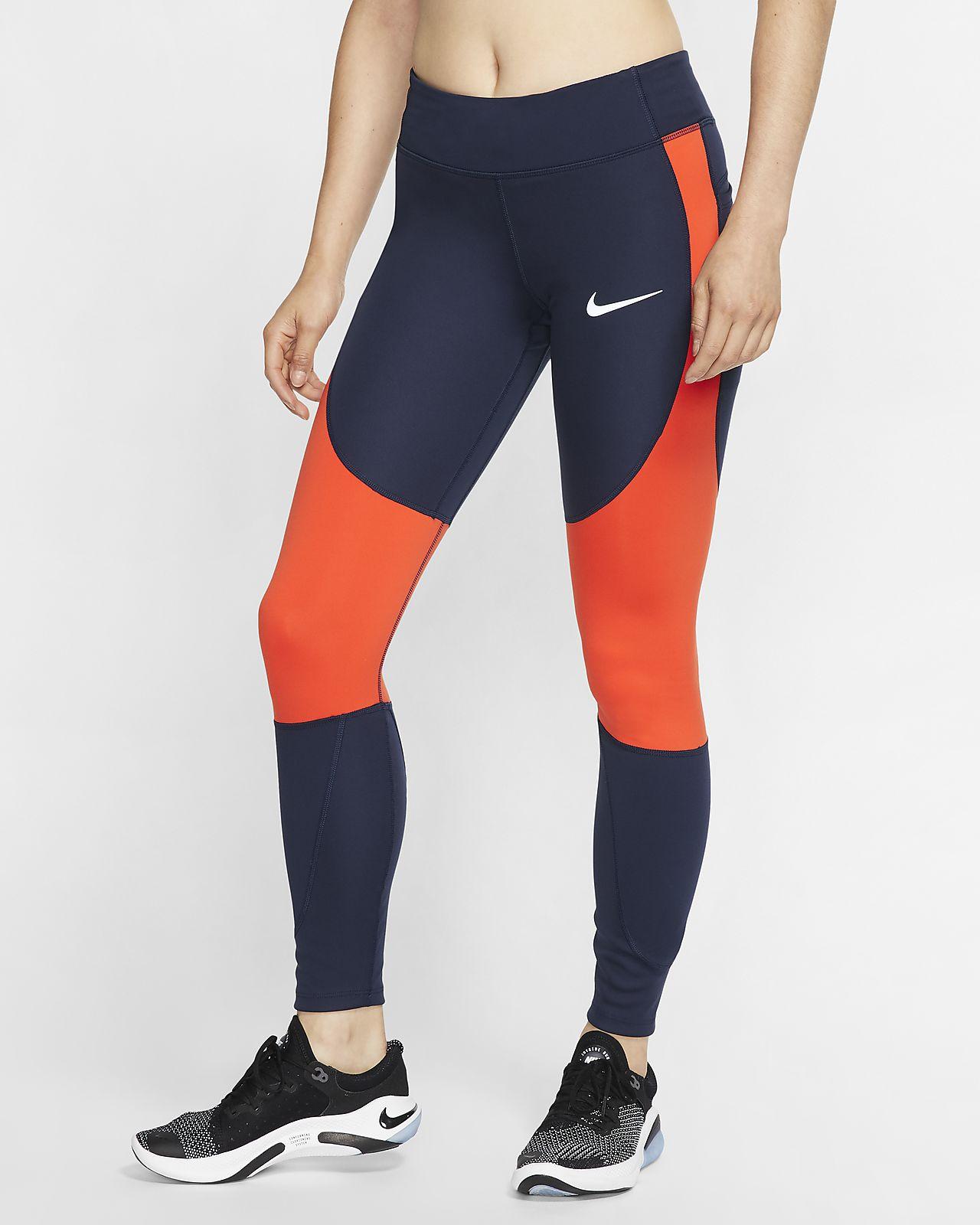 Женские беговые тайтсы Nike Epic Lux Repel