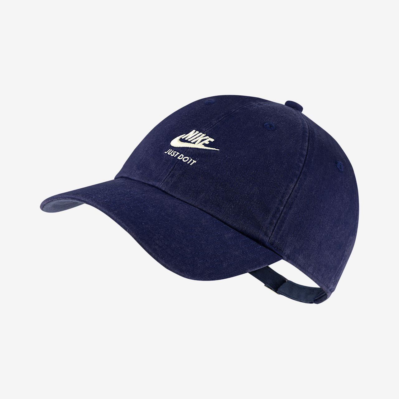 ed6e4610b3c1e Nike Sportswear Heritage 86 Adjustable Hat. Nike.com CH