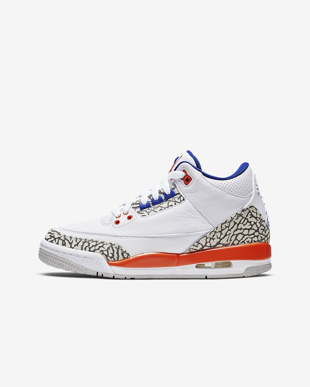 sports shoes ff5c0 2a703 Air Jordan 3 Retro Kids' Shoe