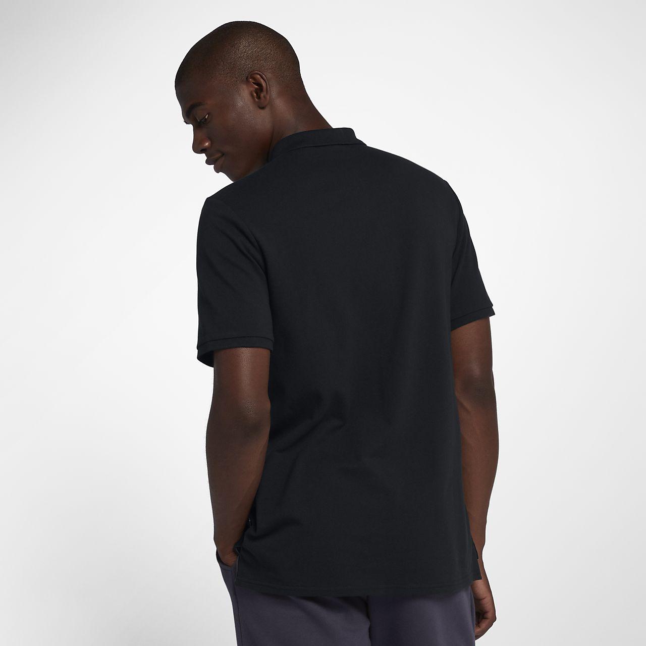 nike air max collar shirt