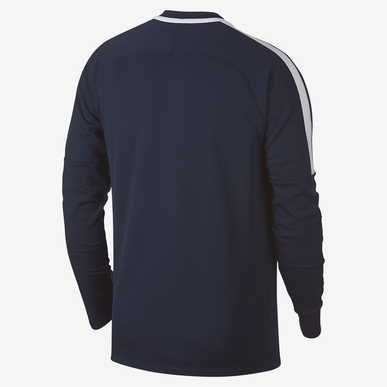 Men's Nike Dri Sweatshirt Fit Academy Football vNOmn80w