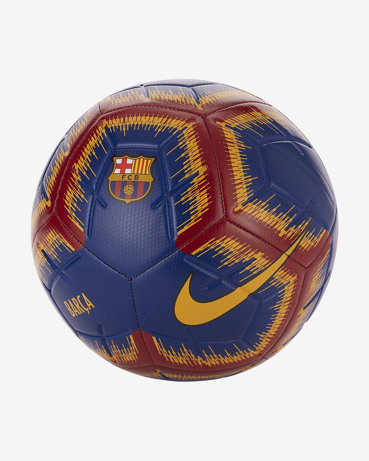 7f0a3dd36ef19 Balón de fútbol FC Barcelona Strike. Nike.com MX