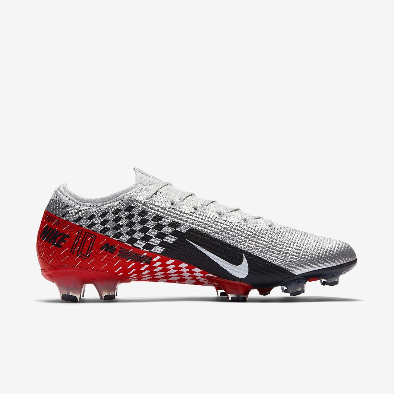 Nike Mercurial Vapor 13 Elite Neymar Jr. FG Firm Ground Soccer Cleat