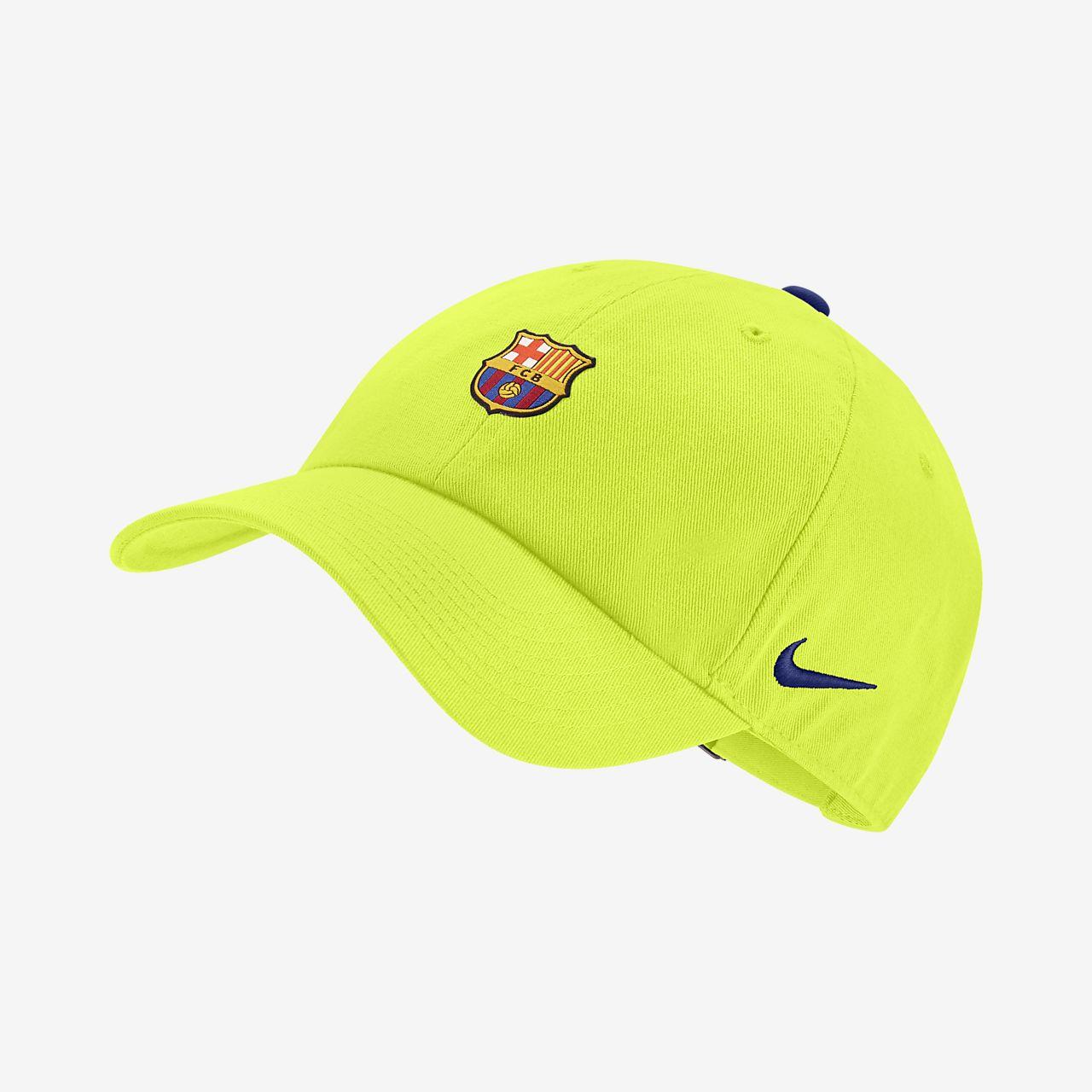 caa7431fbee FC Barcelona Heritage 86 Adjustable Hat. Nike.com CH