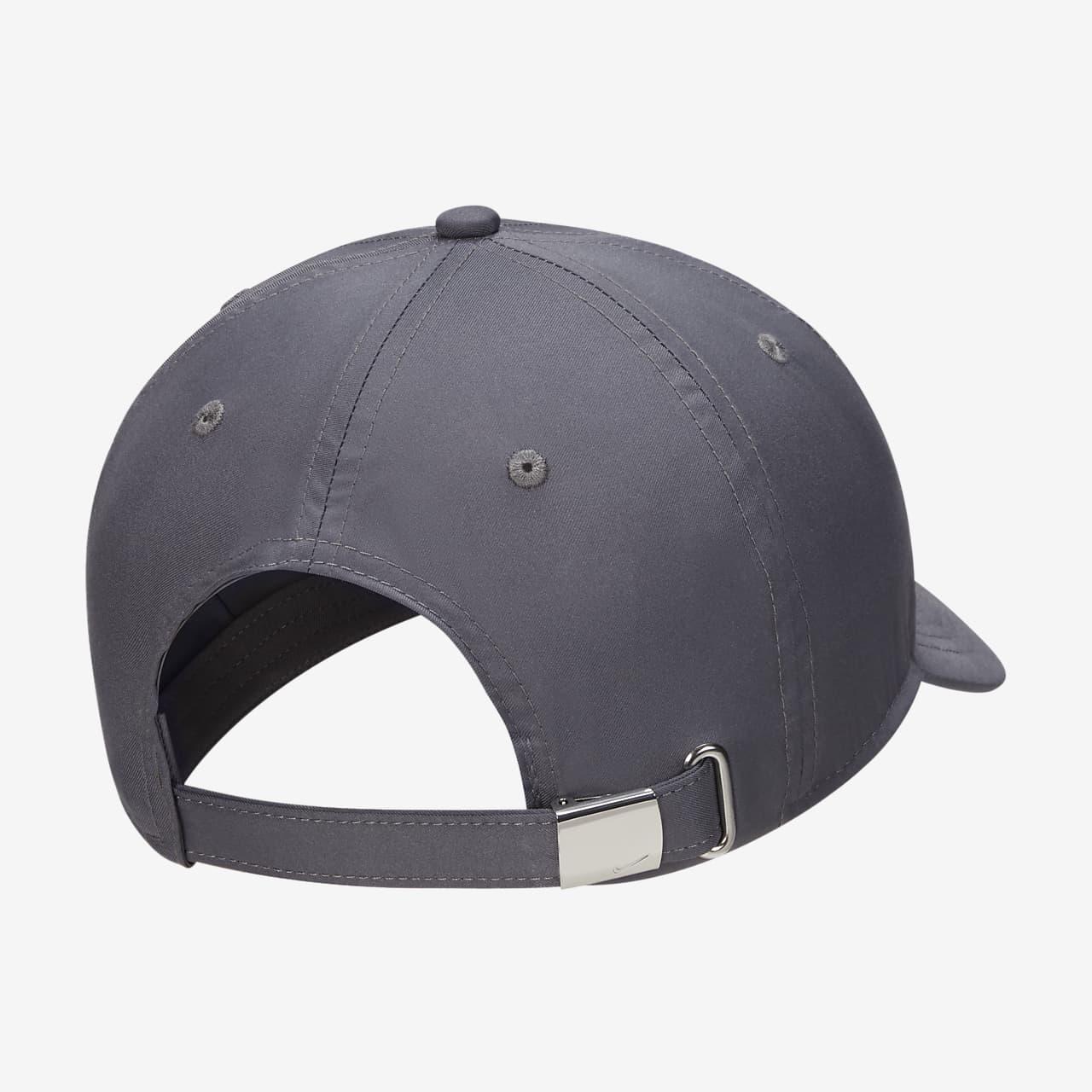 9d097af6fba Nike Metal Swoosh H86 Adjustable Hat. Nike.com GB