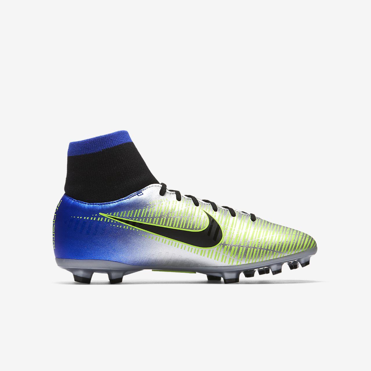 ... Nike Jr. Mercurial Victory VI Dynamic Fit Neymar Older Kids' Firm-Ground  Football