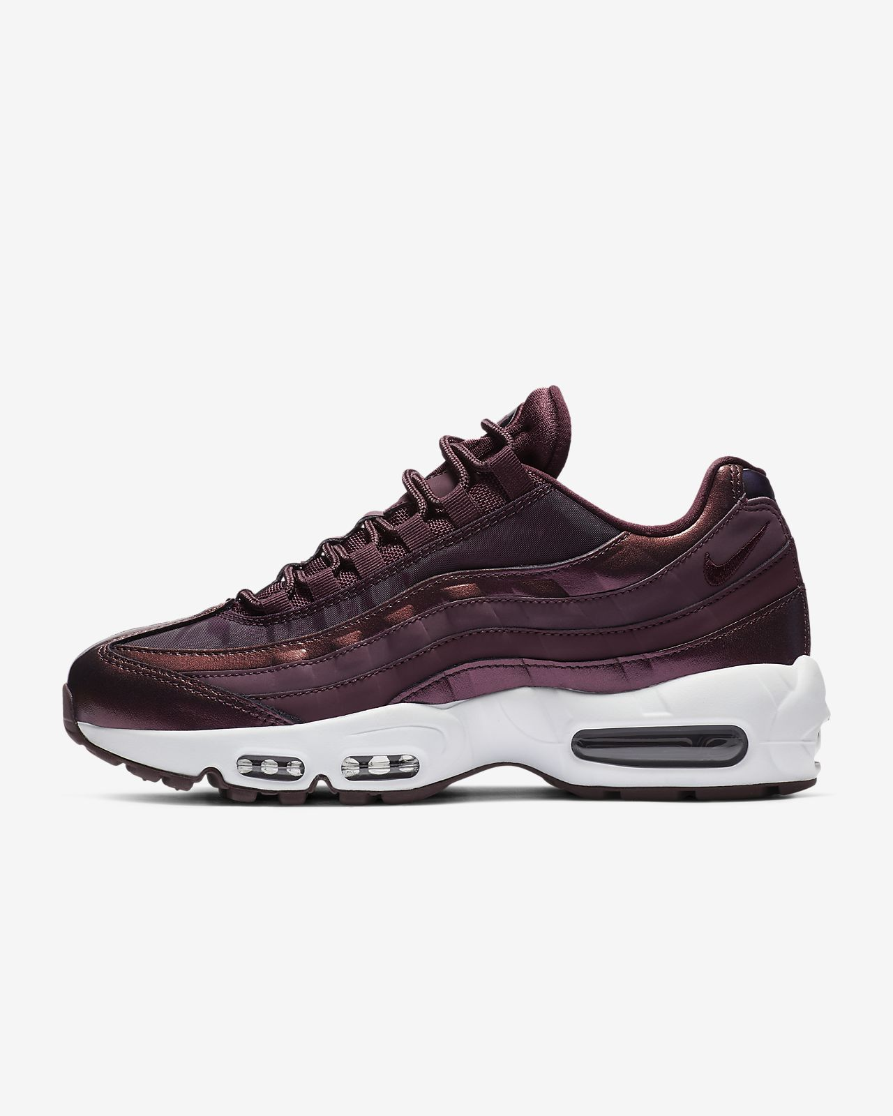finest selection 3df3f 85c7c ... Chaussure Nike Air Max 95 Lux pour Femme
