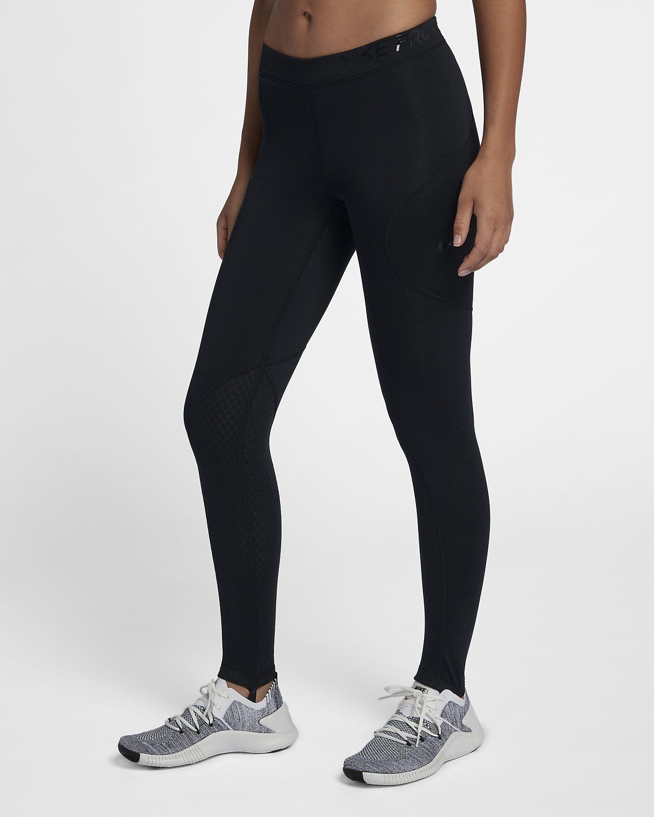 Nike Pro HyperWarm treningstights til dame