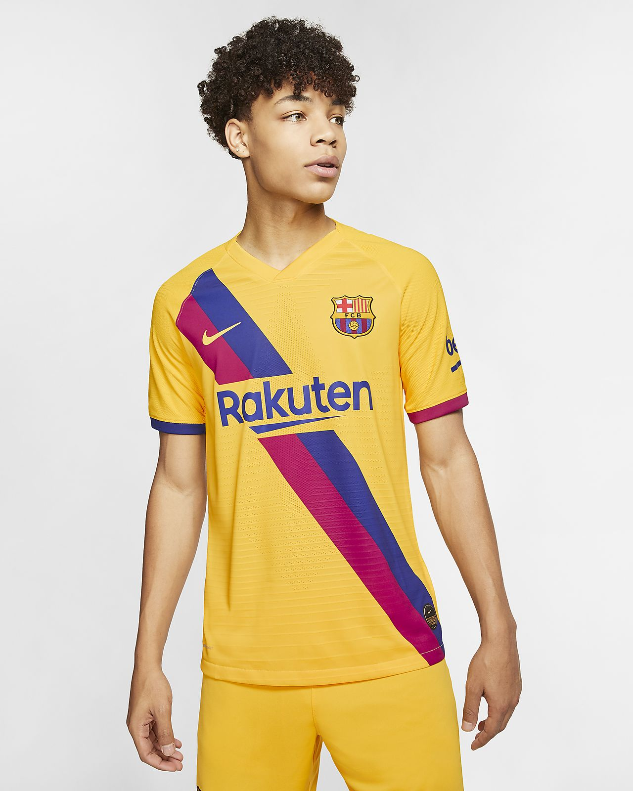 Maillot de football FC Barcelona 2019/20 Vapor Match Away pour Homme