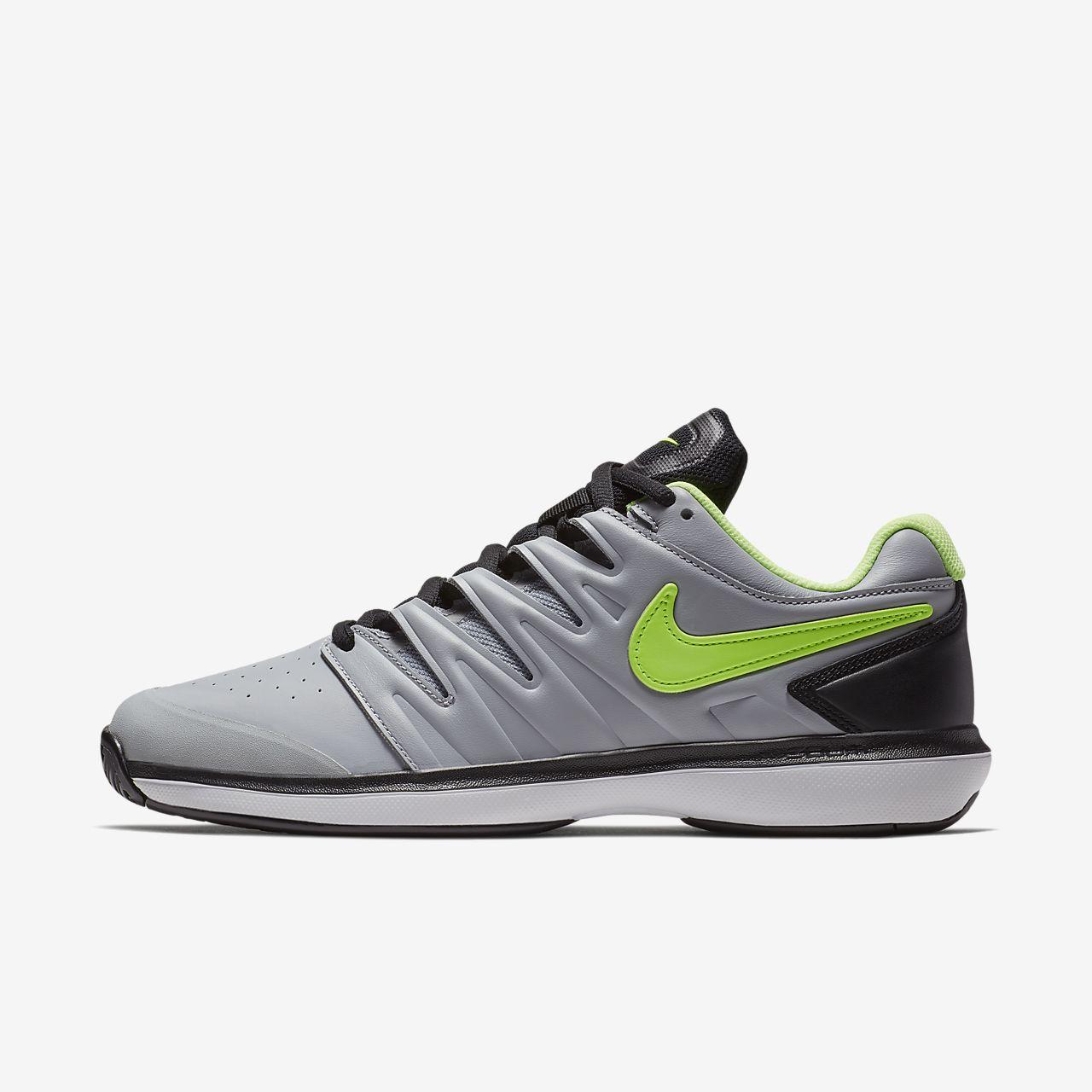 ... Nike Air Zoom Prestige Leather HC Men's Tennis Shoe
