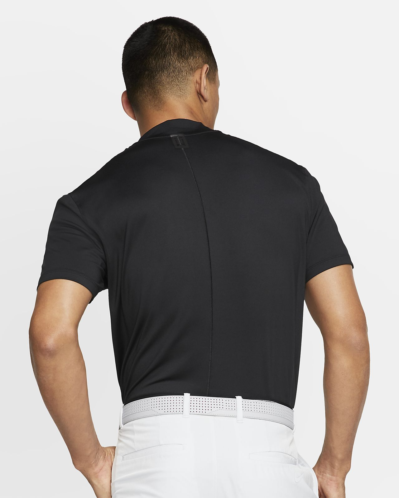 694664e2 Nike Dri-FIT Tiger Woods Vapor Men's Mock-Neck Golf Top. Nike.com