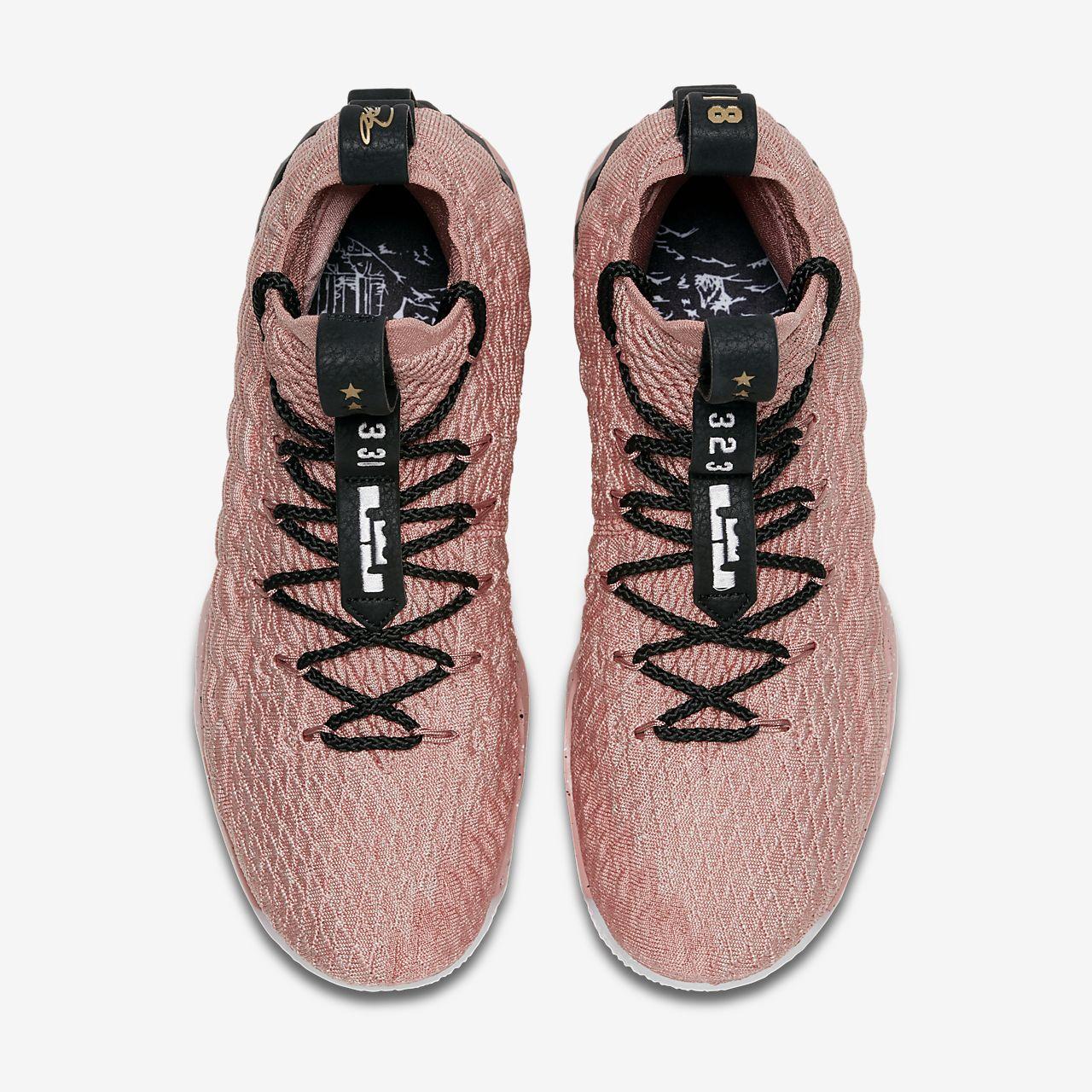 ... LeBron 15 Hollywood Men's Basketball Shoe