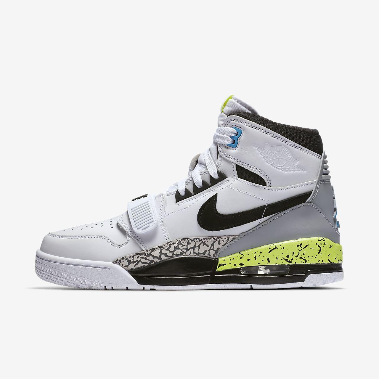 38275205 мужские кроссовки Air Jordan Legacy 312 Nikecom Ru