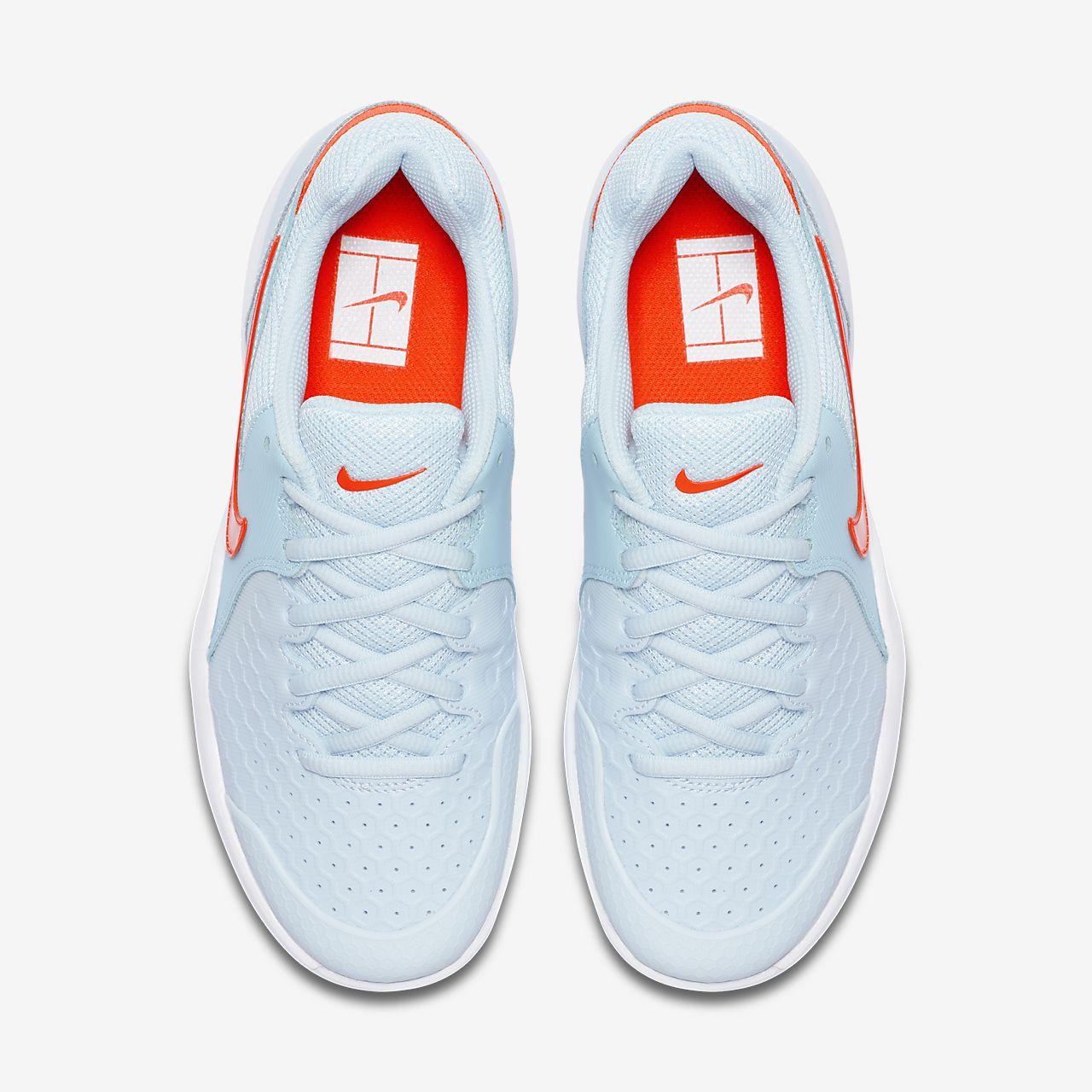 94acd0ad25fd11 NikeCourt Air Zoom Resistance Women s Hard Court Tennis Shoe. Nike ...