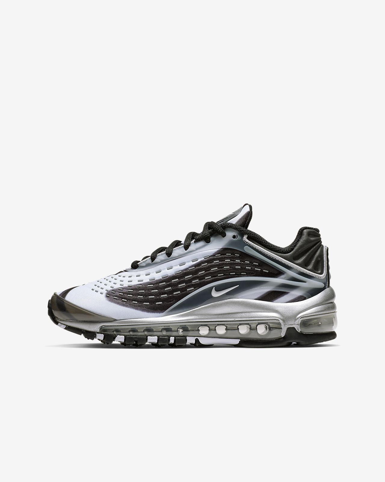 san francisco 97aa8 c9a53 ... Nike Air Max Deluxe Big Kids  Shoe
