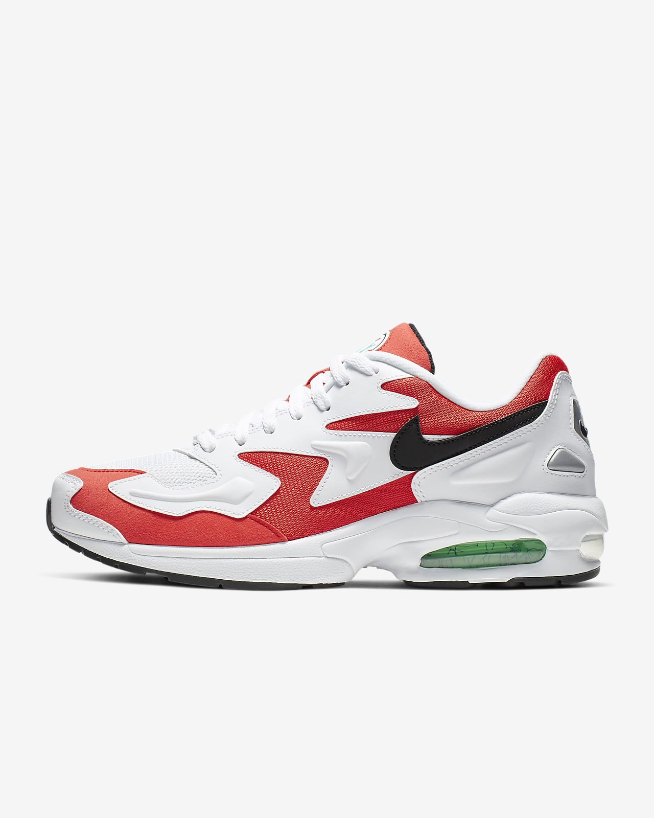 รองเท้าผู้ชาย Nike Air Max2 Light
