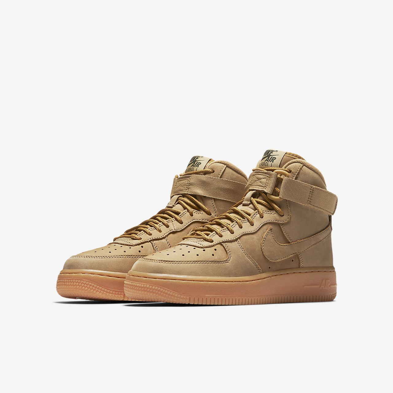 nike air force 1 mid flax mens nz