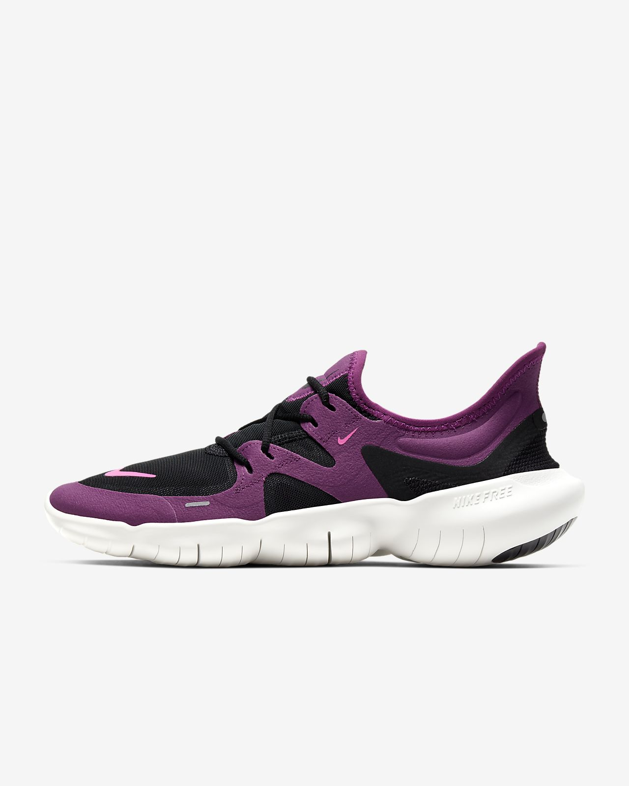 Trail Nike Pink White Womens Black Free 5.0 Tr Fit 4 Running