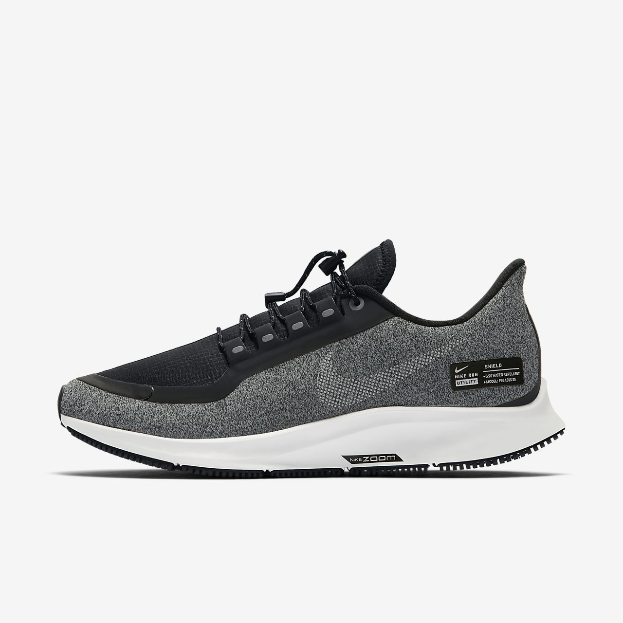 buy popular 5877f 55bac ... Chaussure de running Nike Air Zoom Pegasus 35 Shield Water-Repellent  pour Femme