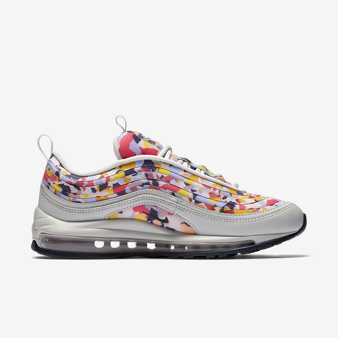 Women's Air Max 97 'Pure Platinum & Metallic Silver & Marina Nike