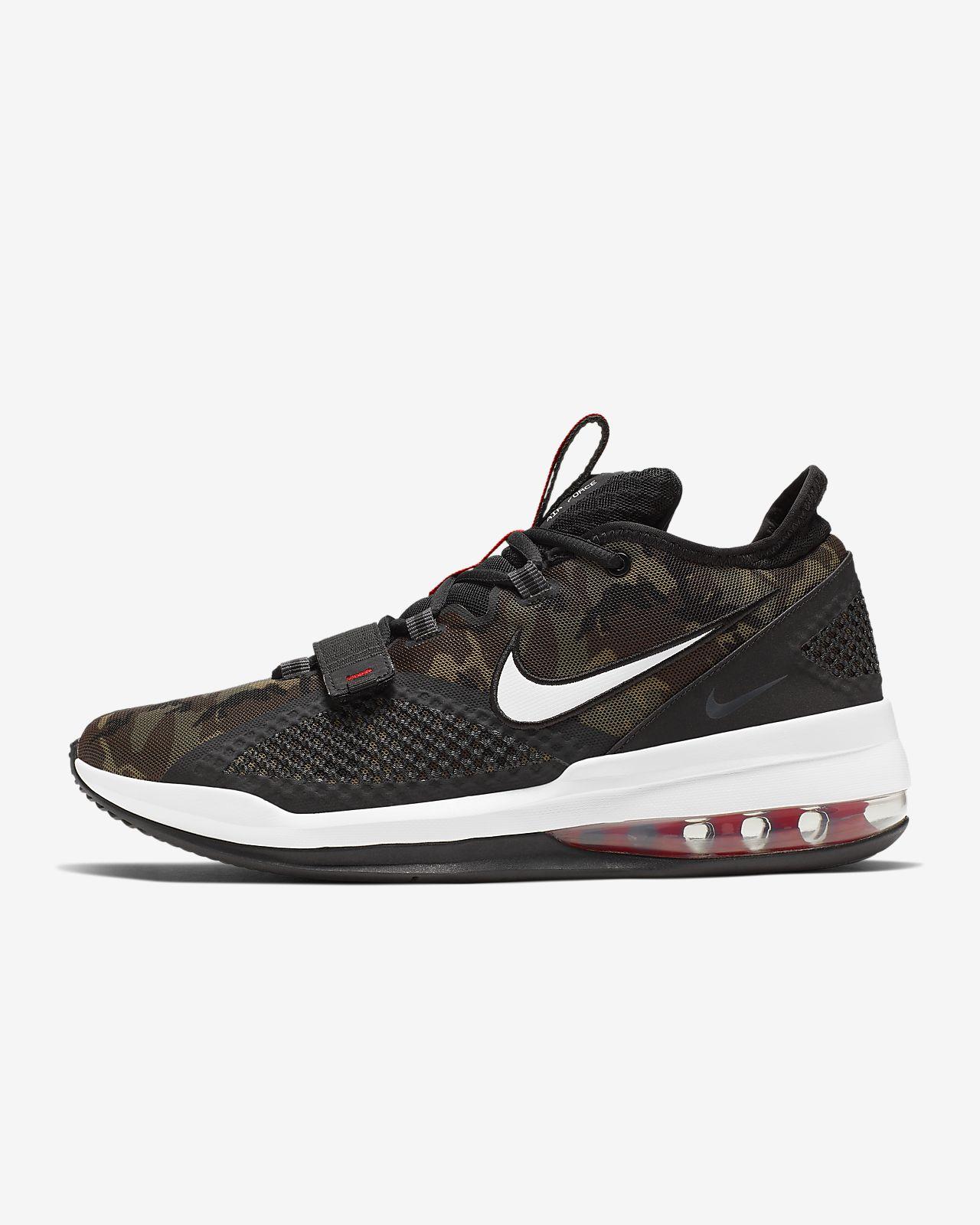 Nike Air Force Max Low Basketballschuh