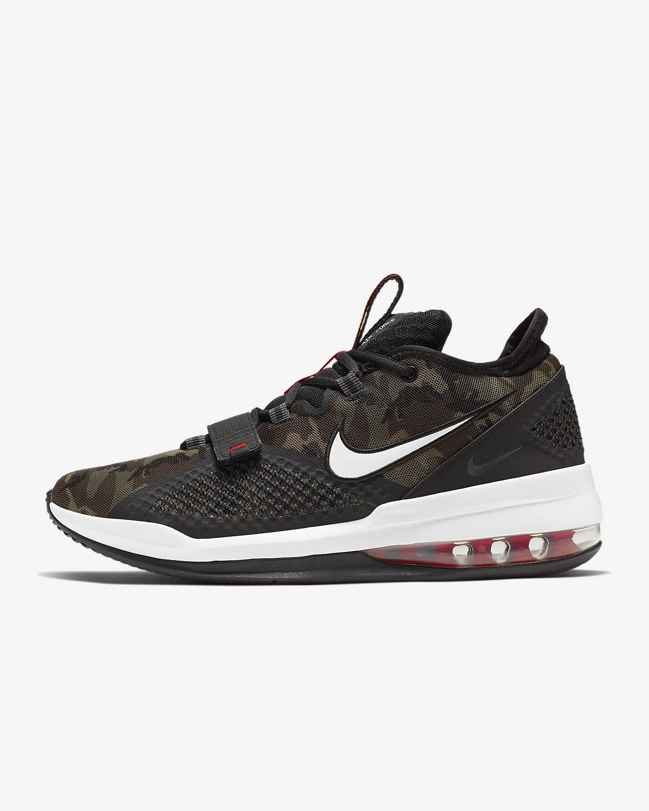 Max Force De Basketball Nike Air Low Chaussure ZuTOXPiwk