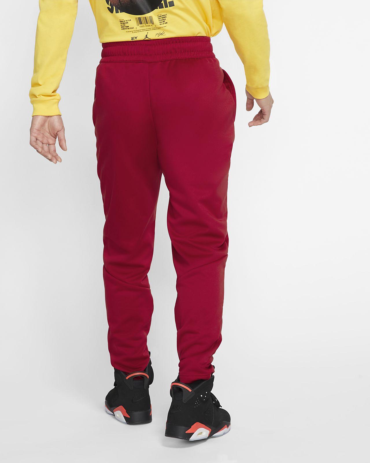 Pantalon en tissu Fleece Jordan 23 Alpha Therma pour Homme