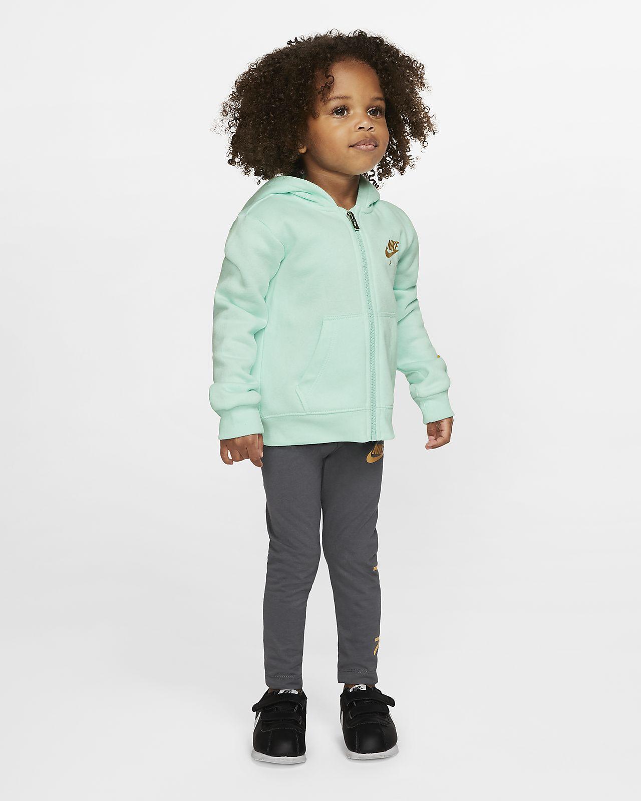 good selling the latest check out Ensemble deux pièces sweat à capuche et leggings Nike Air pour Petit enfant