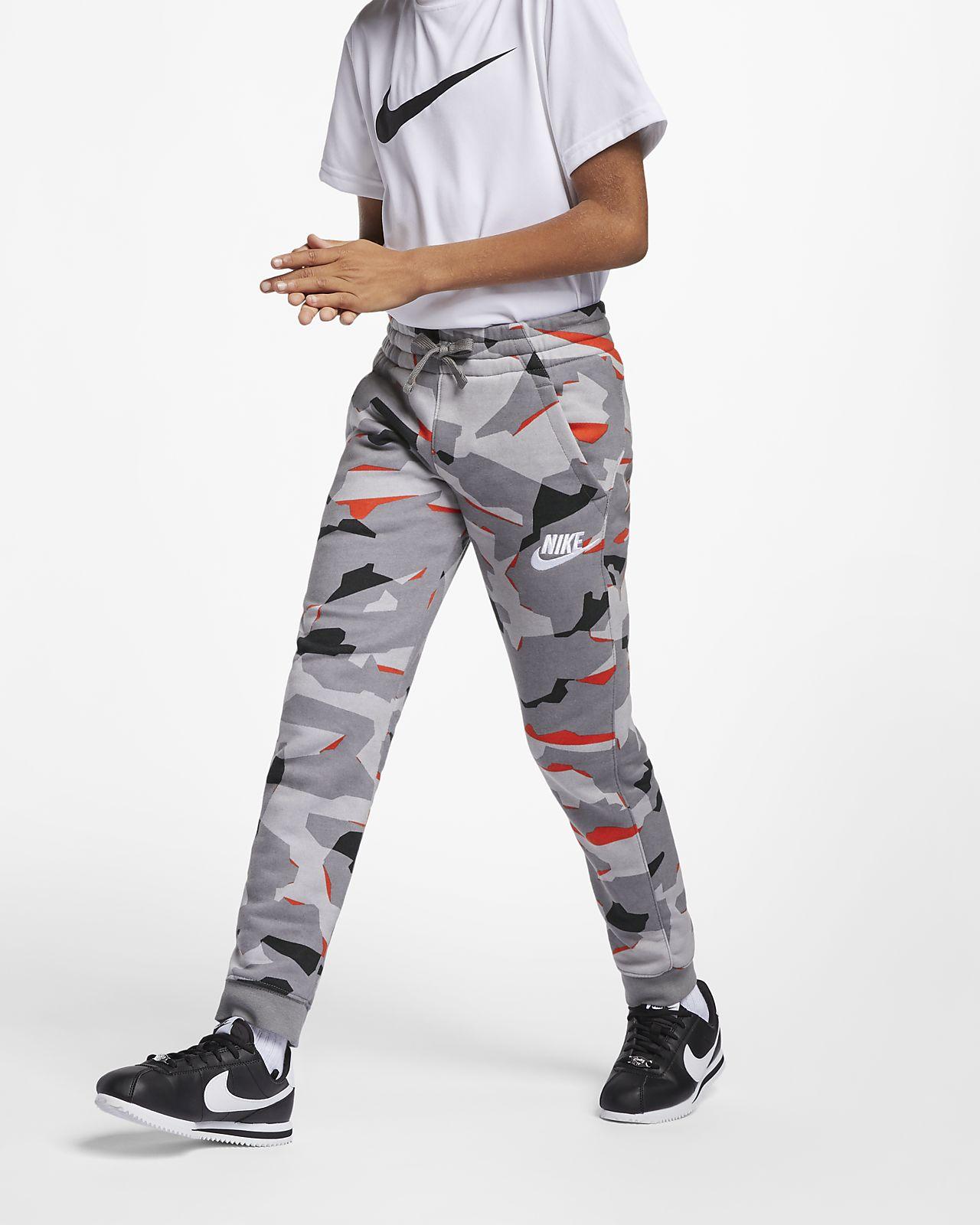 Nike Sportswear Camo-Jogger für ältere Kinder (Jungen)