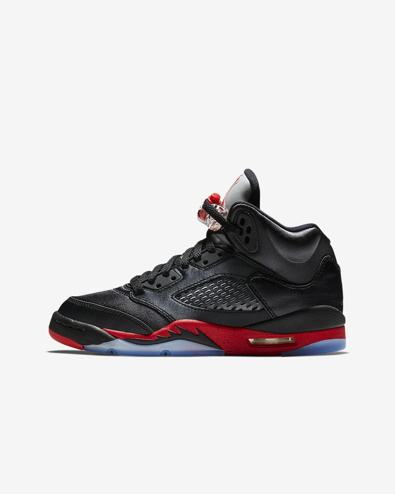 53249c36f71 ... Calzado para niños talla grande Air Jordan 5 Retro (22