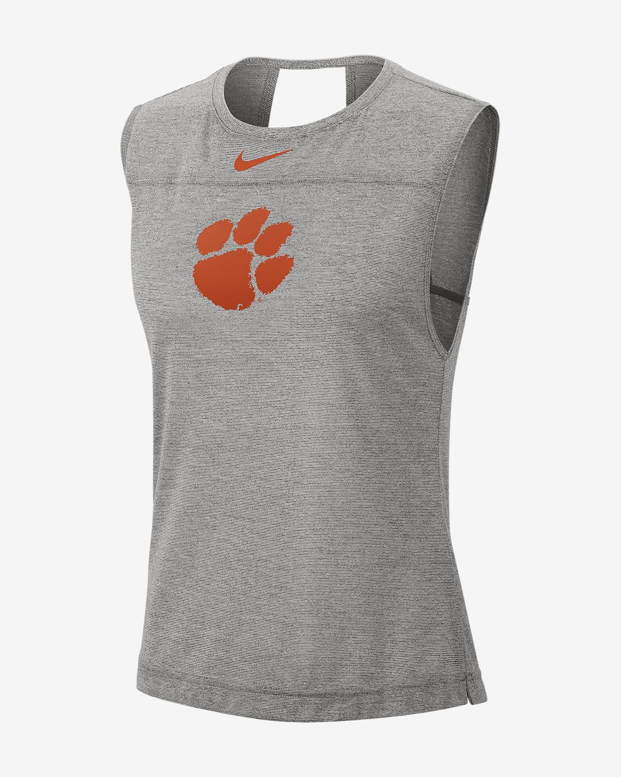 Nike College Breathe (Clemson) Women's Tank