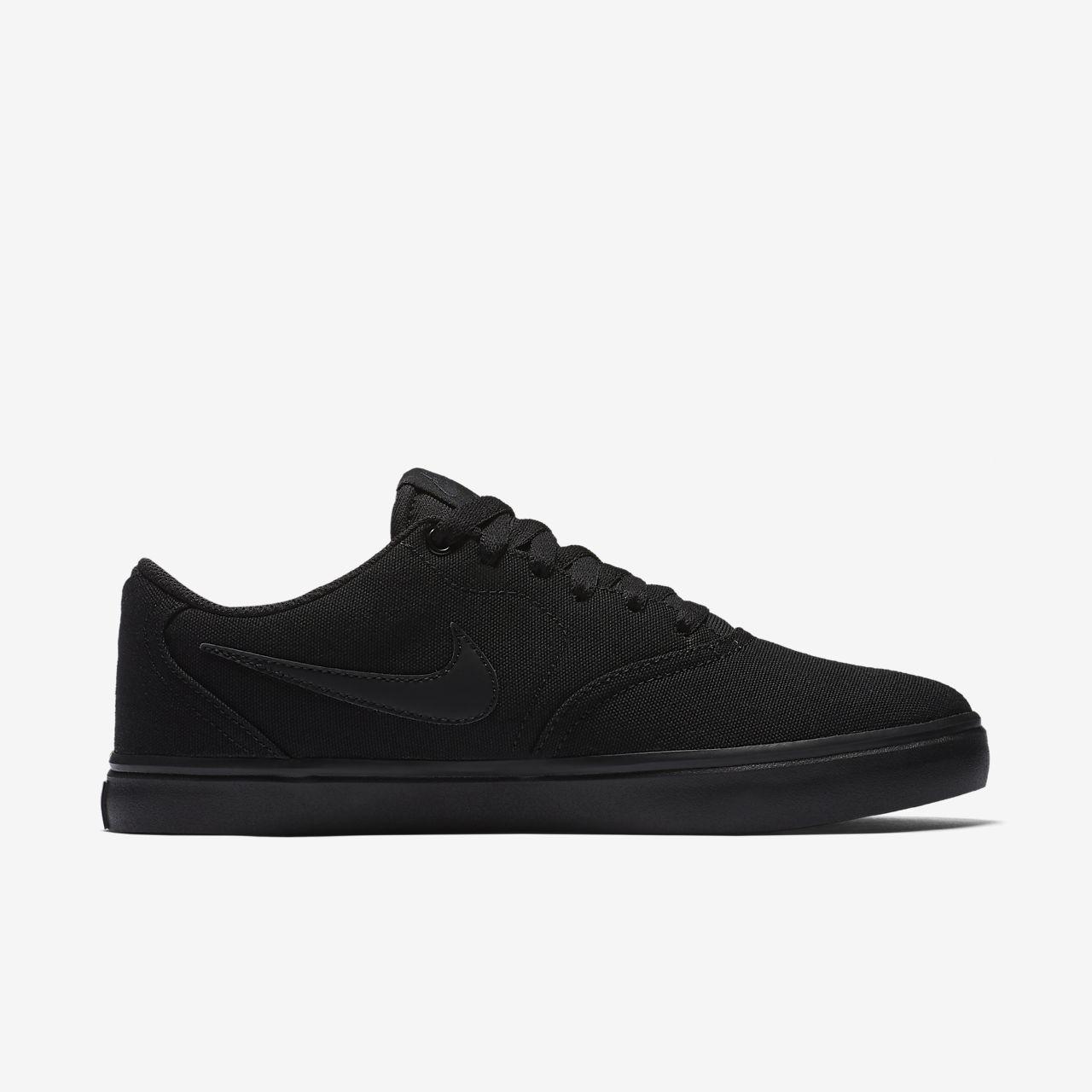 Nike Sb Check Solarsoft Canvas Women S Skateboarding Shoe
