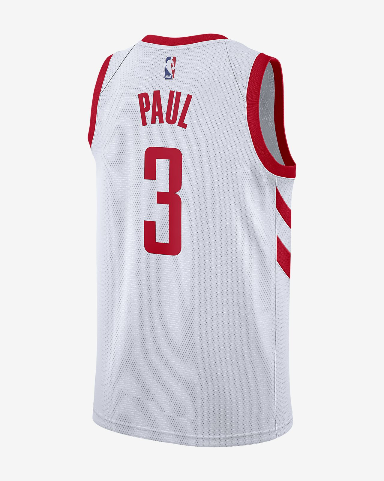 competitive price 86f8c f6f98 Chris Paul Association Edition Swingman (Houston Rockets) Men's Nike NBA  Connected Jersey