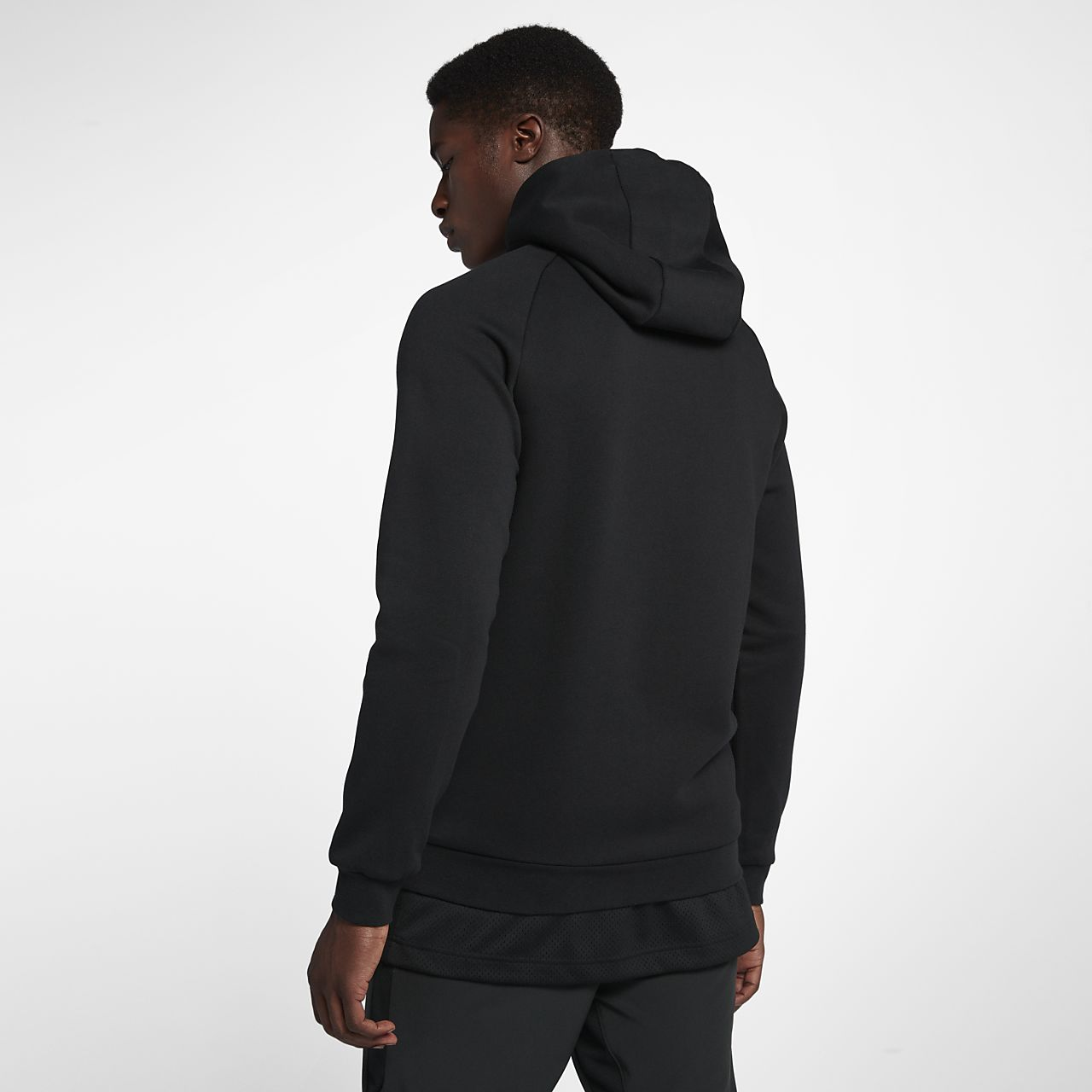 Jordan Jumpman Men s Fleece Full-Zip Hoodie. Nike.com DK 1e332d26249b6