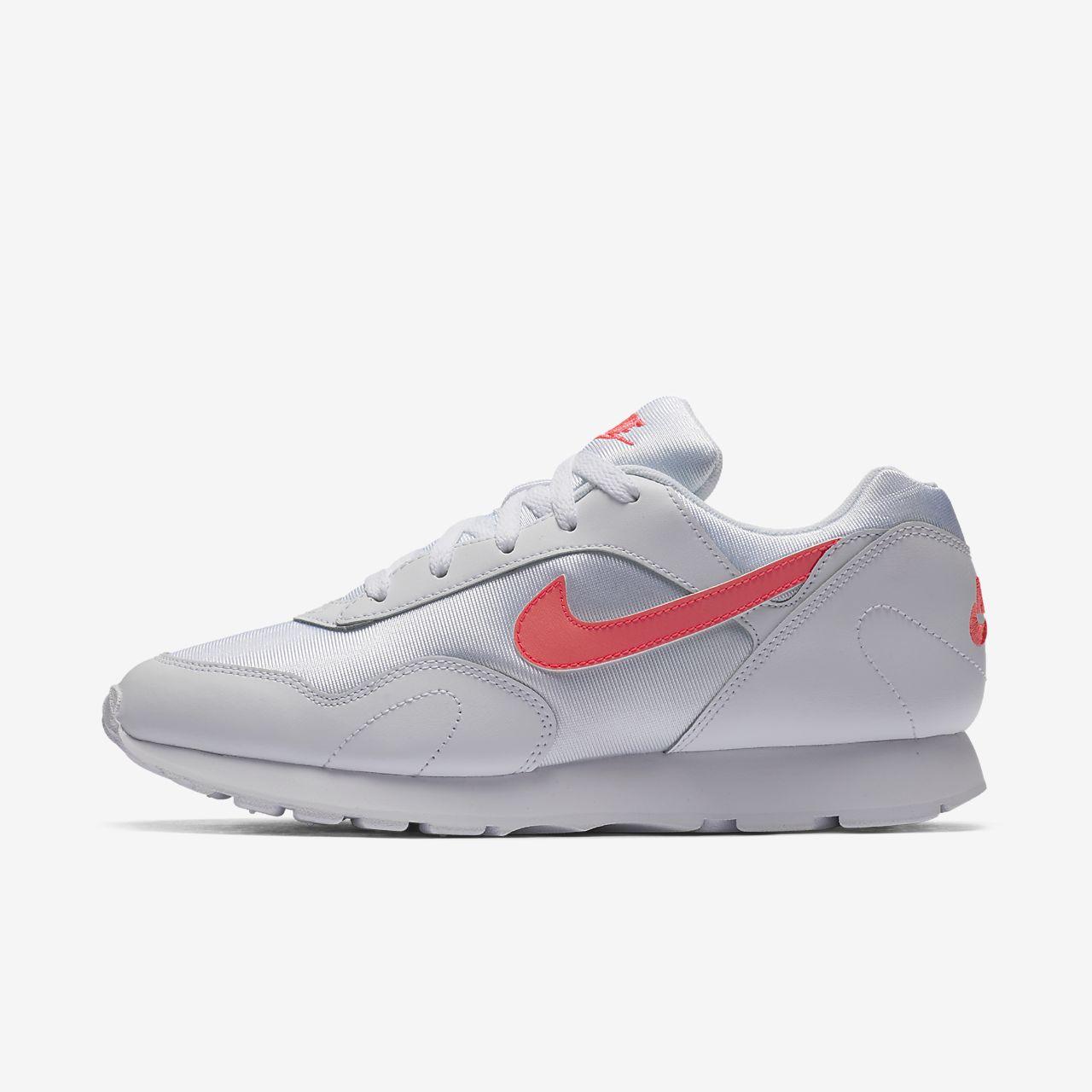 Nike SportswearOUTBURST - Trainers - white/light retro/black 2HRzSm8