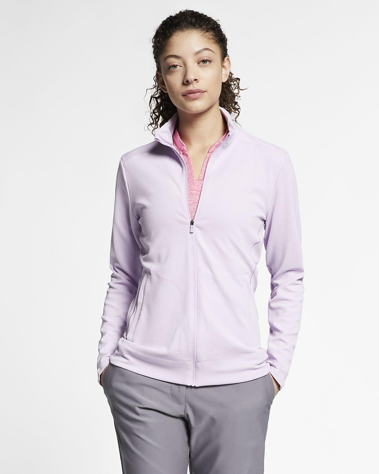Golfjacka Nike Dri-FIT UV för kvinnor