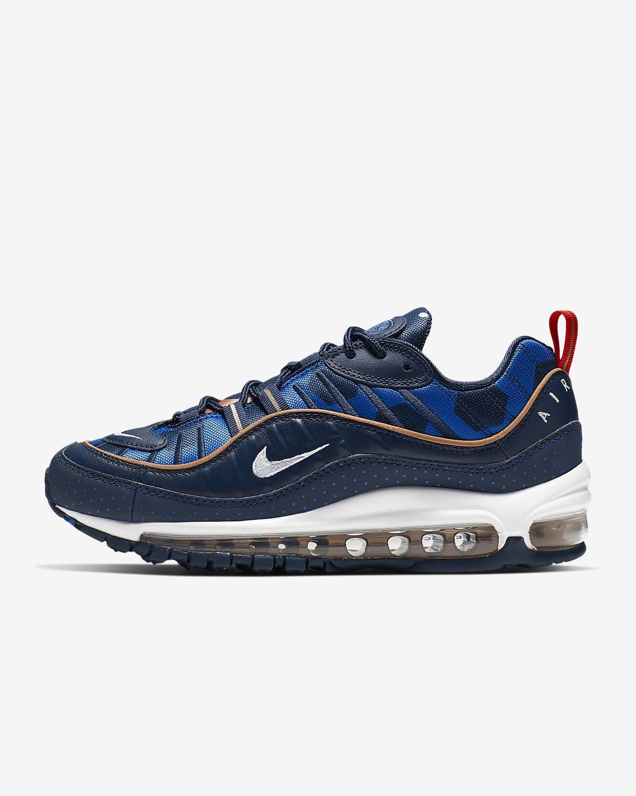 Nike Air Max 98 Premium Unité Totale Kadın Ayakkabısı