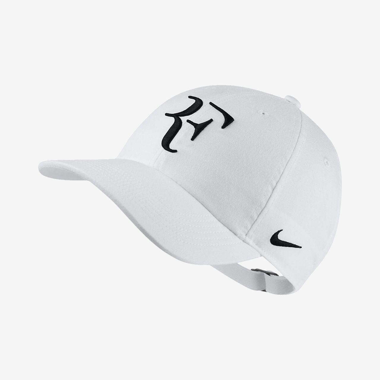 Бейсболка с застежкой NikeCourt RF AeroBill H86
