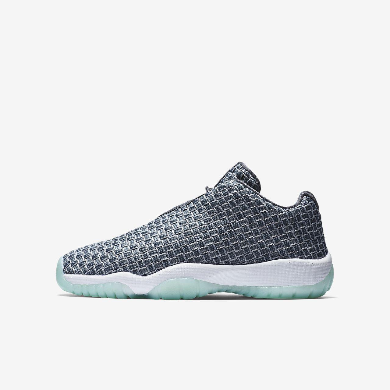 factory price 285a4 c5307 Chaussure de Basket Jordan Future Low Gris pour enfant Pointure - 37.5